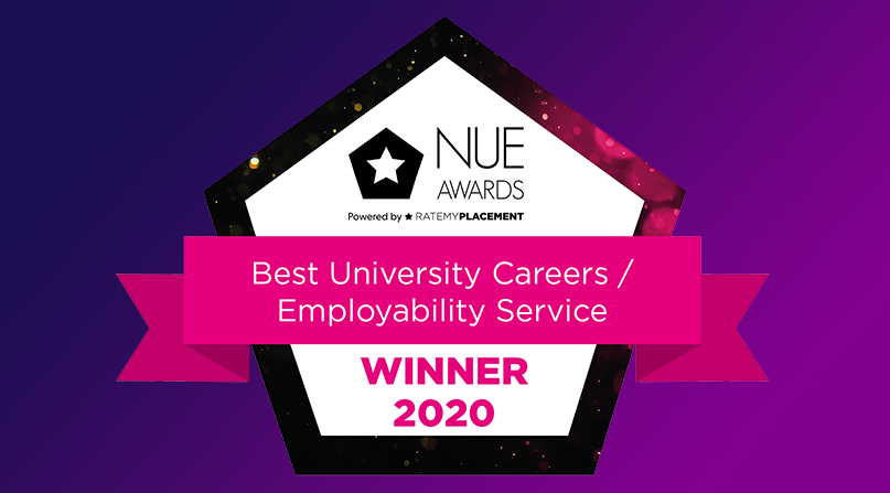 Best University Careers Service Award
