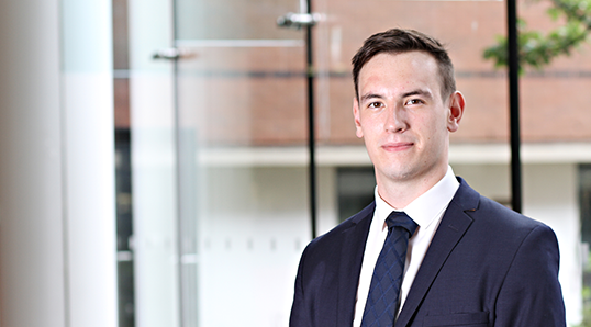 Charles Brewer BSc (Hons) Politics with International Relations