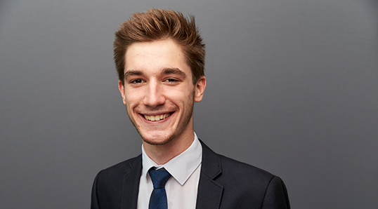Robert Bishop BSc (Hons) Politics with International Relations