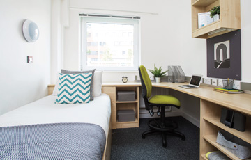 Accommodation for new students