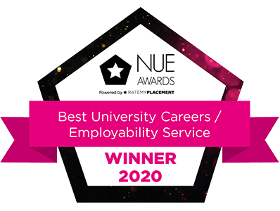Careers and Placement award for best university careers/employability service