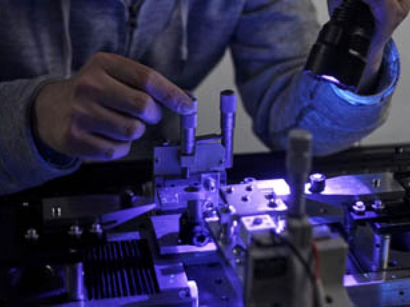 Nanoscale Photonics