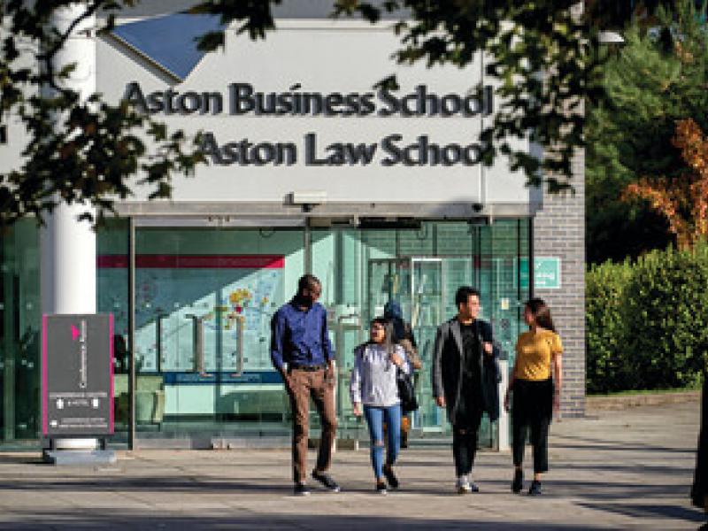 Aston Enterprise Scholarship