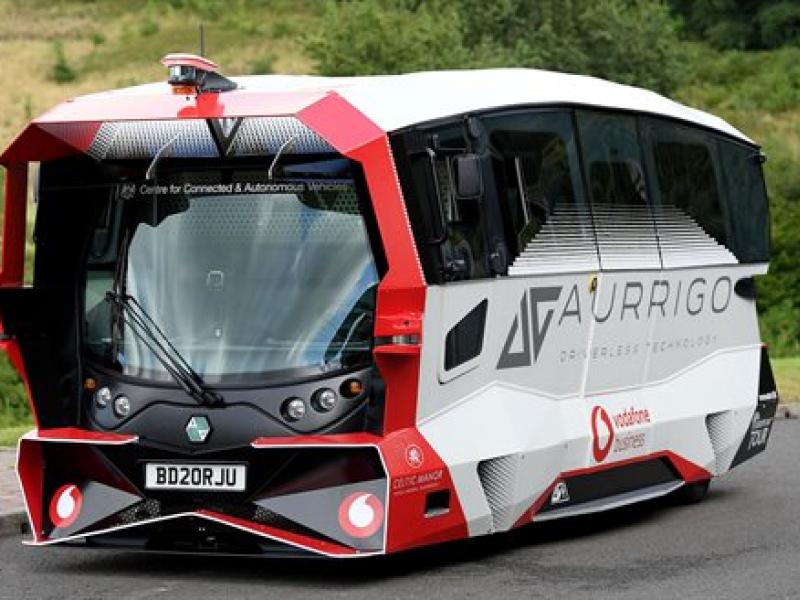 Aston University partners with Aurrigo to improve the safety of driverless cars