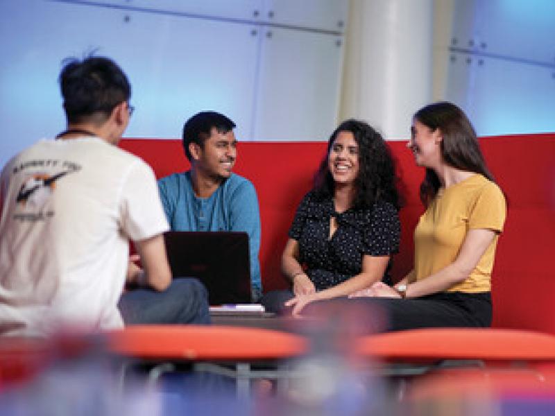 Students Applying to Aston