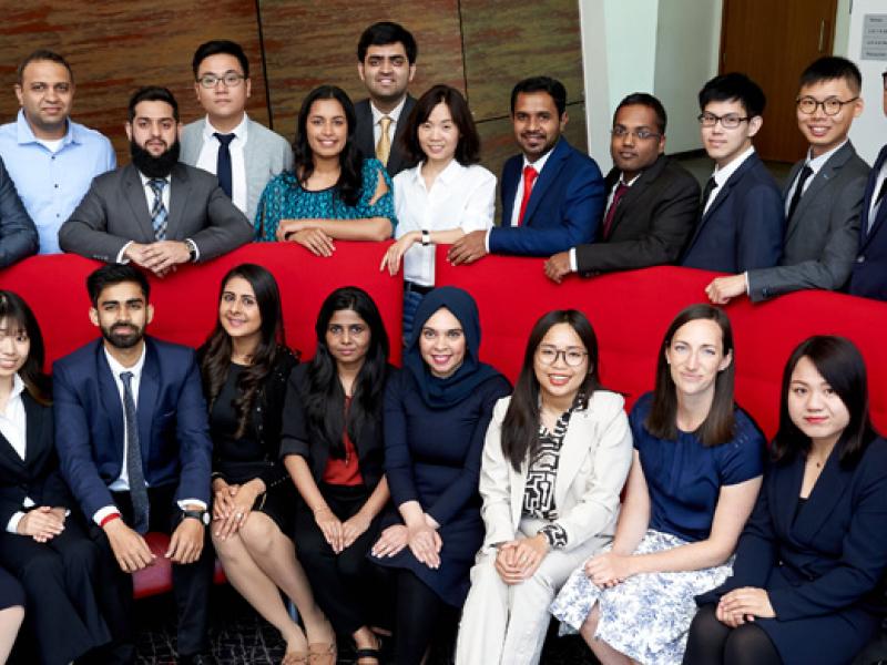 MBA Profiles