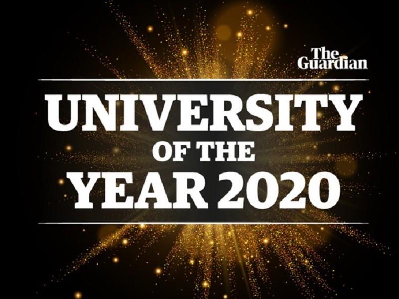 University of the Year International Scholarship