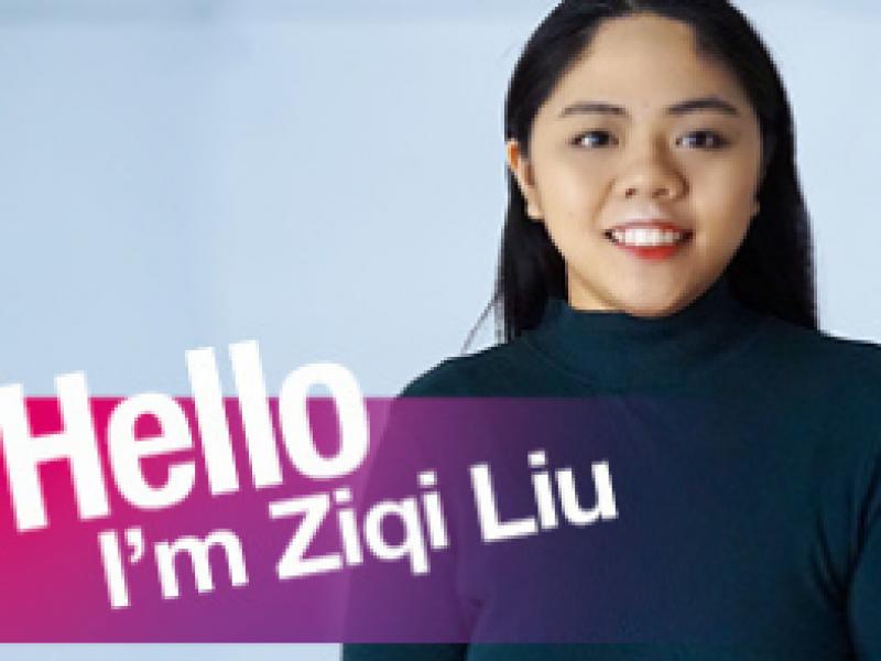Ziqi Liu