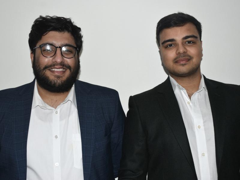 Amir Yasin and Amarjit Tark